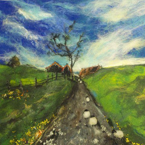 Heading Home (Glenlichorn)  by Moy Mackay