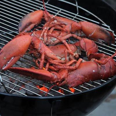 Grilled Whole Lobster | Recipe | The o'jays, Chef recipes and Meals