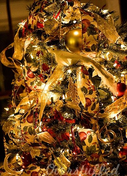 10 best o' christmas tree images on pinterest | decorated