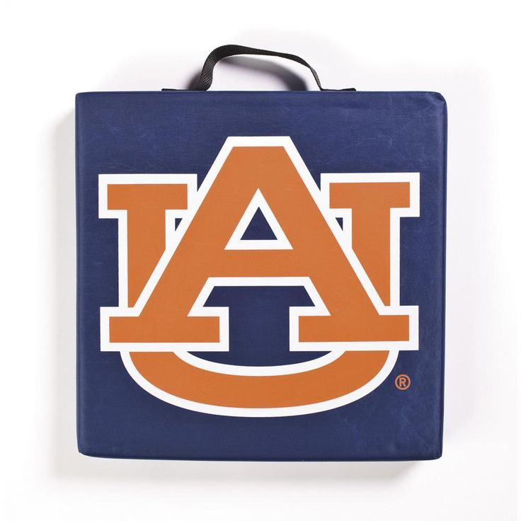 Auburn Tigers Stadium Seat Cushion