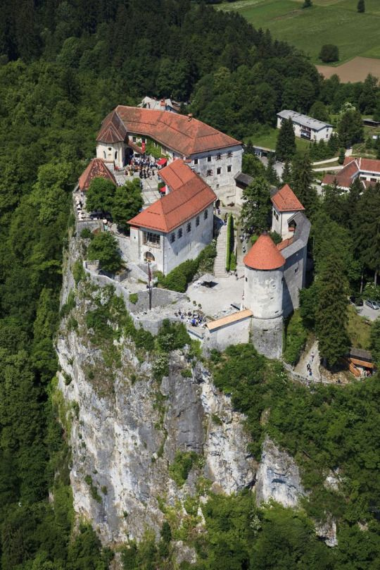 Bled Castle, Slovenia Source: wanderlusteurope