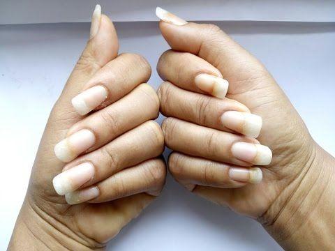 allungamento delle unghie con la farina di grano e in modo naturale! #allungamentodelleunghieconlafarinadigranoeinmodonaturale