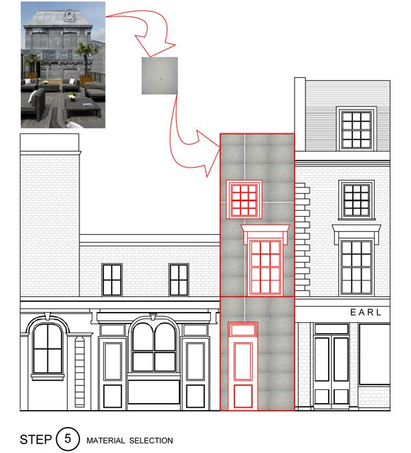 Ground Floor Elevation Zip : Best images about elevation drawings on pinterest