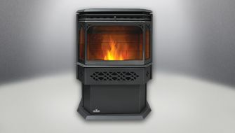 Napoleon's Pellet Stove gives you an uncompromising pellet performance year after year with the comfort of knowing that you have selected an environmentally friendly product. For more information, contact: napoleonfireplaces.com