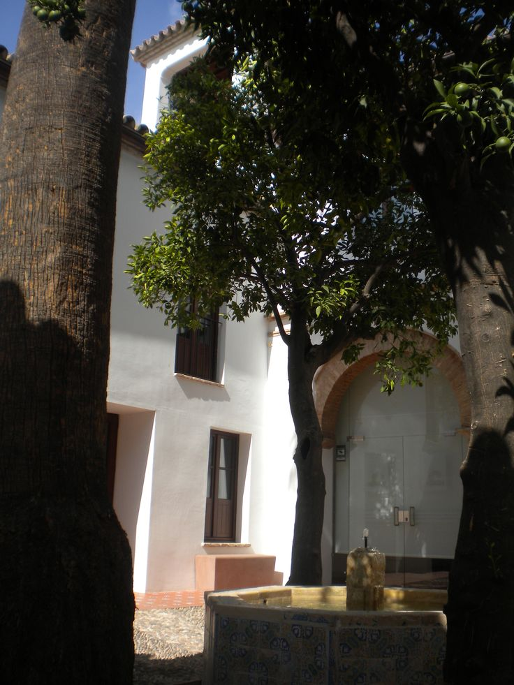 <Córdoba>Casa arabe segundo patio