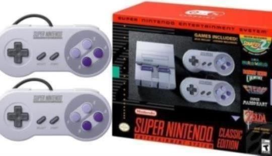 The SNES Classic is the Perfect Gift for Your Parents: The SNES Classic is the Perfect Gift for Your Parents, especially if you were born…