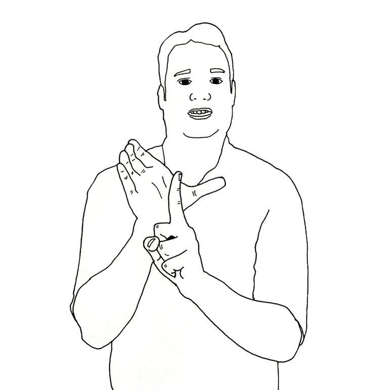 66 Best Sign Language Images On Pinterest