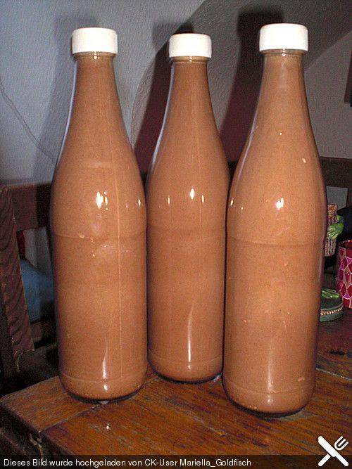 Nutella - Likör, ein sehr schönes Rezept aus der Kategorie Likör. Bewertungen: 32. Durchschnitt: Ø 4,2.