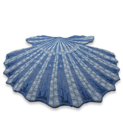 Lion's Paw Seashell Rug - Grandin Road