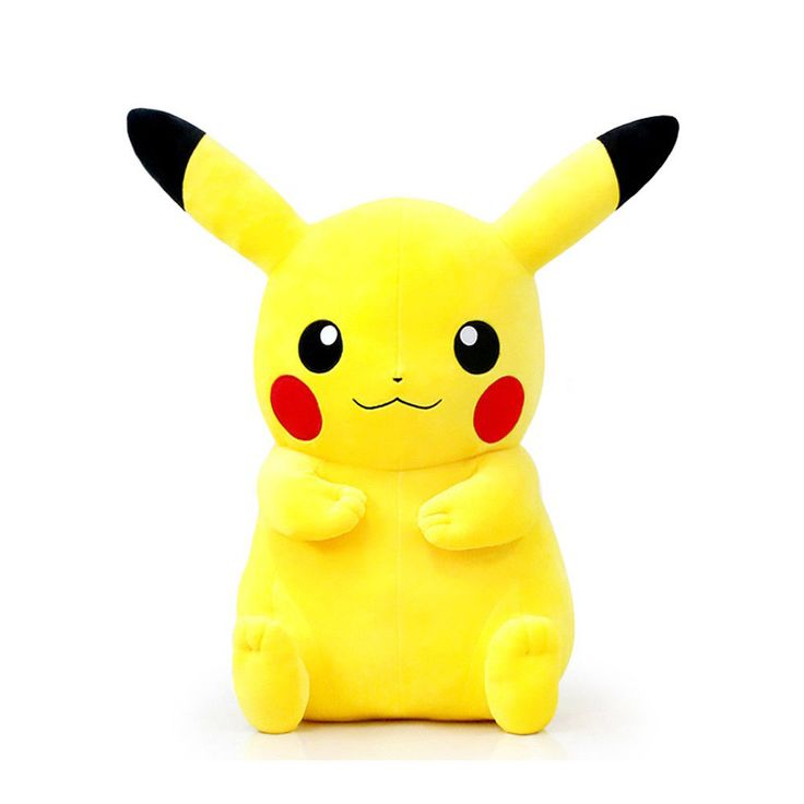 "Authentic Pokemon XY Character Pikachu 60cm 24"" Rag Plush Doll #Pokemon"