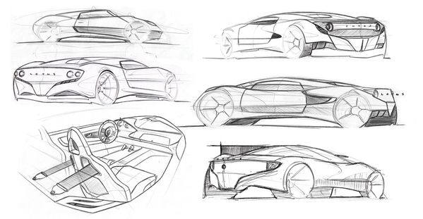 Lotus Esira: Industrial design at its best