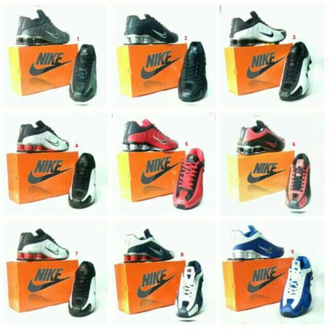 Saya menjual Sepatu NIKE Shox Pria Olahraga Jogging Running Lari Outdoor Lapangan Kuliah Kampus Jalan Murah Gym seharga Rp339.000. Dapatkan produk ini hanya di Shopee! https://shopee.co.id/sepatu_dan_jam_tangan/11530711 #ShopeeID