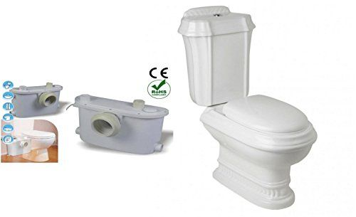 upflush toilet shower and sink