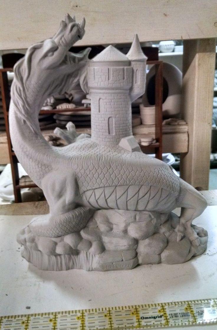 36 best ceramic castles images on pinterest   fairies garden, clay