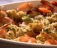 Lemon Garlic Pan Fried Shrimp Recipe with Vegetables - 4 Points + - LaaLoosh