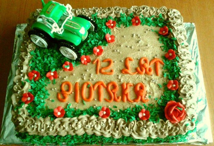 Tort urodzinowy..