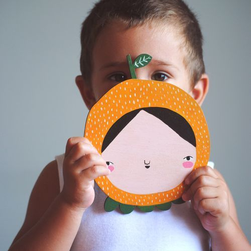 Niño-naranja