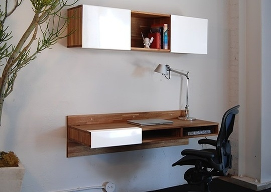 17 Best Images About Floating Desk On Pinterest