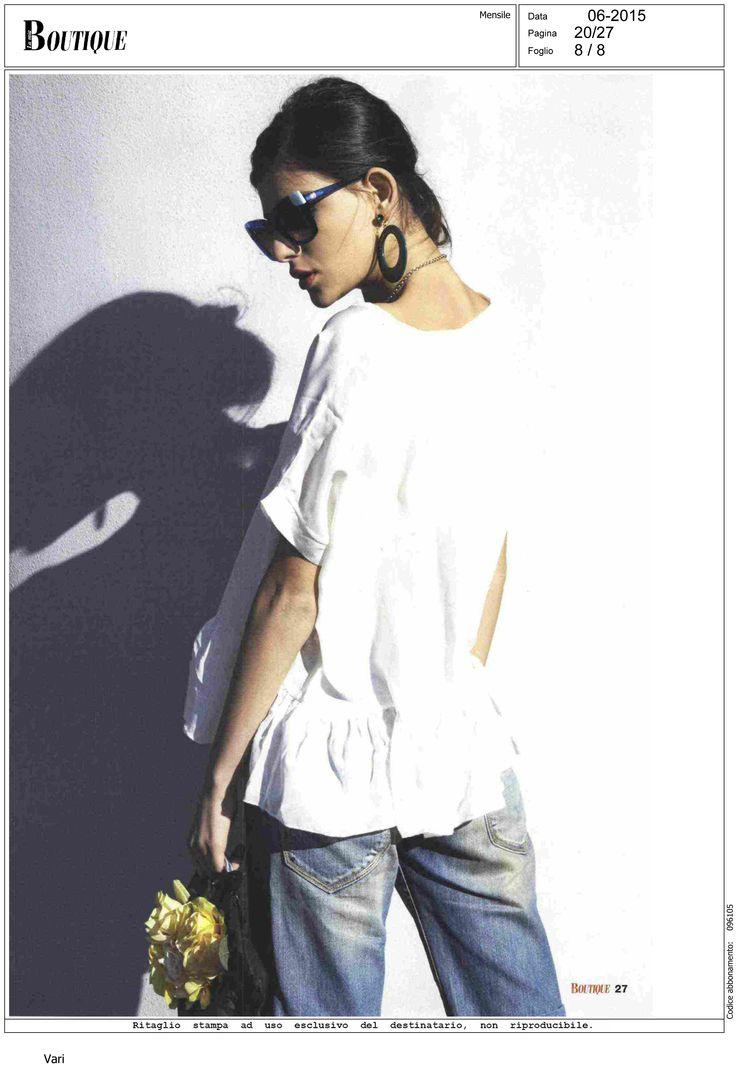 Una borsa Sogni d'arte by adalgisa sul numero di Giugno de La Mia Boutique.  #fashionblogger #fashionista   #fashion #beauty #madeinitaly