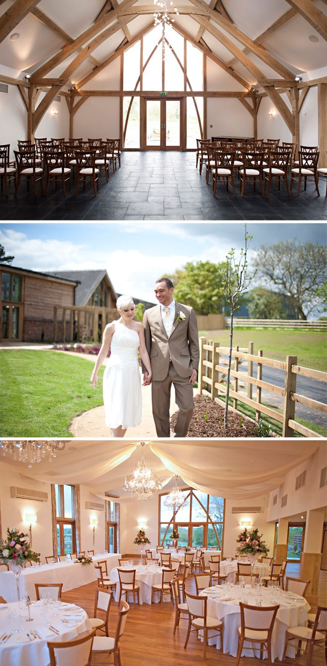 Mythe Barn wedding venue, Leicestershire