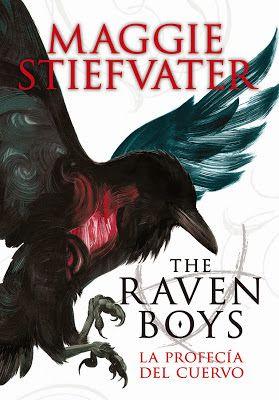 Encuentra tu historia: The raven boys - Maggie Stiefvater