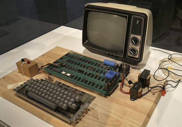 An original Apple computer from 1976 has sold at auction for nearly $388,000. Known as the Apple 1, it was one of the first Apple computers ever built. It sold at Christie's online-only auction. An Italian collections company, says in a statement that it bought the computer. The seller was a retired school psychologist from Sacramento, Calif. Vintage Apple products have become a hot item since Steve Jobs' death in October 2011. Jobs joined forces with Steve Wozniak to build. Click to read…