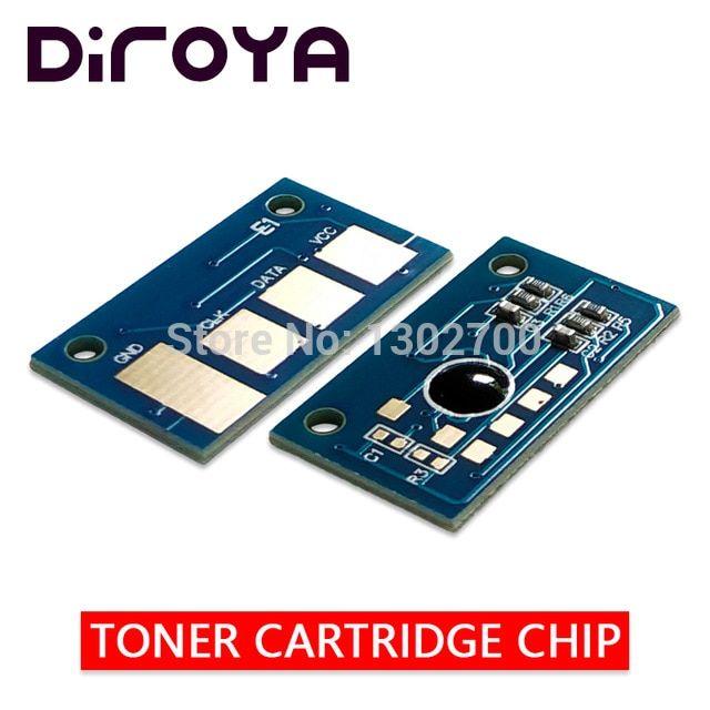 5pcs 113r00730 Toner Cartridge Chip For Fuji Xerox Phaser 3200 Mfp