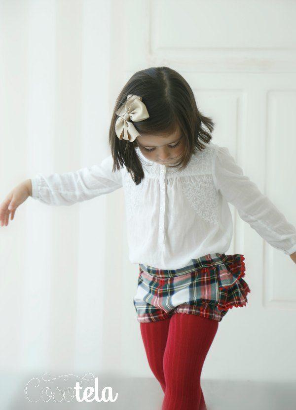 Cosotela: Pantalón con volantes en el culete. Patrón GRATIS de descarga directa (pdf). Tallas 1 a 8 años.