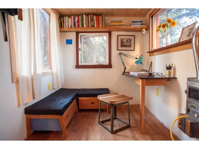 Hand built Tiny House. 17 Best images about 100 sq ft on Pinterest   Tool sheds  Homemade