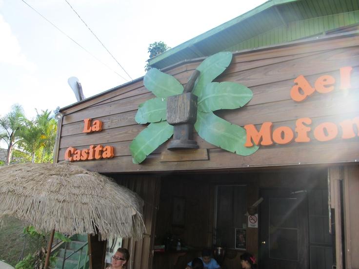 Casa del Mofongo, Aibonito, Puerto Rico