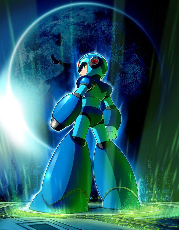 Megaman Online - Teaser Poster
