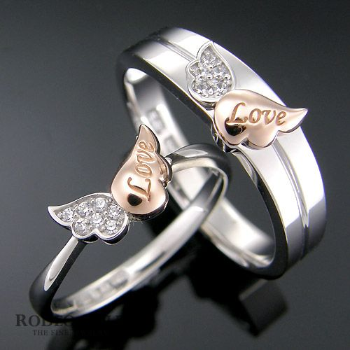 Gold engagement rings TCR10016