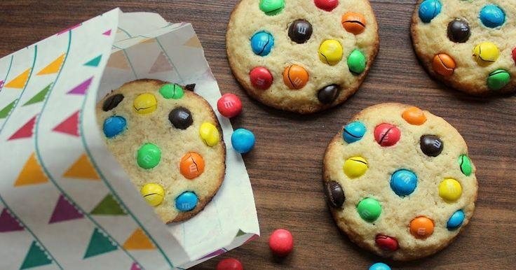 Ich könnte jetzt schreiben, dass dies eine tolle Cookie-Idee für Kinder ist. Das ist sicherlich auch so, aber es ist auch eine tolle Id...