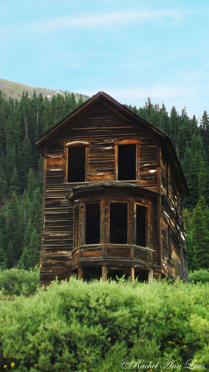 17 best images about ghost towns abandoned on pinterest On haunted cabin in colorado