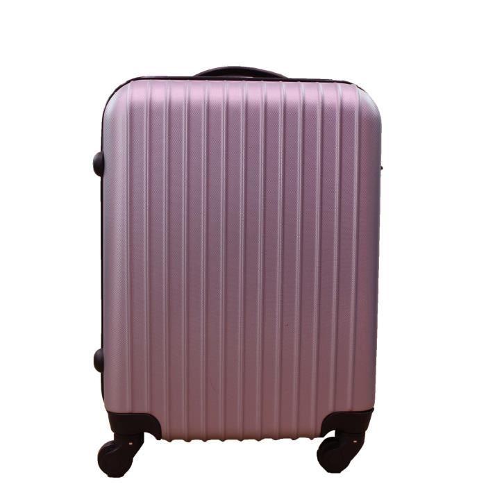 BAGAGE ICEPAK VALISE CABINE RIGIDE RYANAIR ARGENT - Achat / Vente valise - bagage 2009943898550 - Cadeaux de Noël Cdiscount