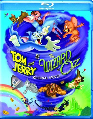 Tom and Jerry & The Wizard of Oz [2 Discs] [Blu-ray/DVD] [2011]