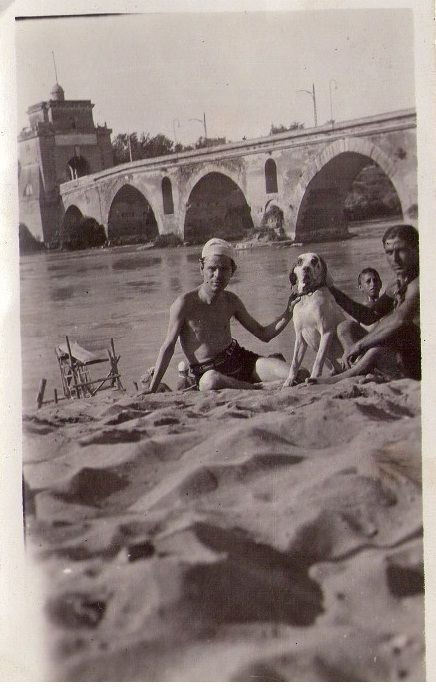 ponte milvio 1930