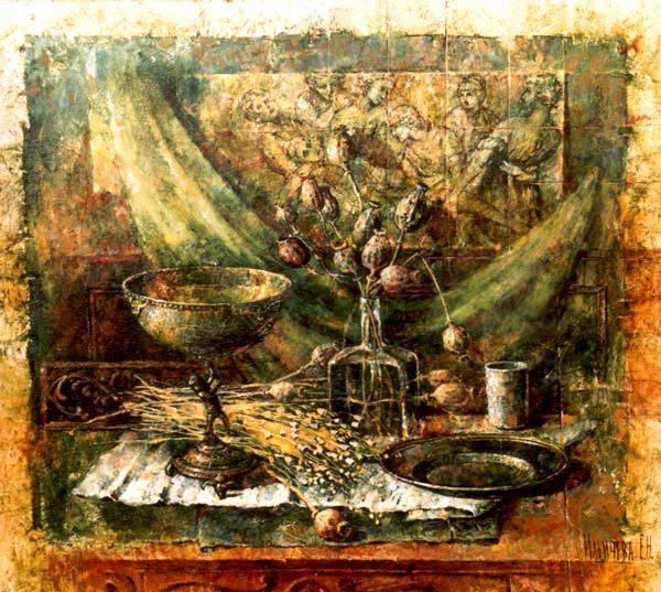 Мастер-классы живописи - Москва
