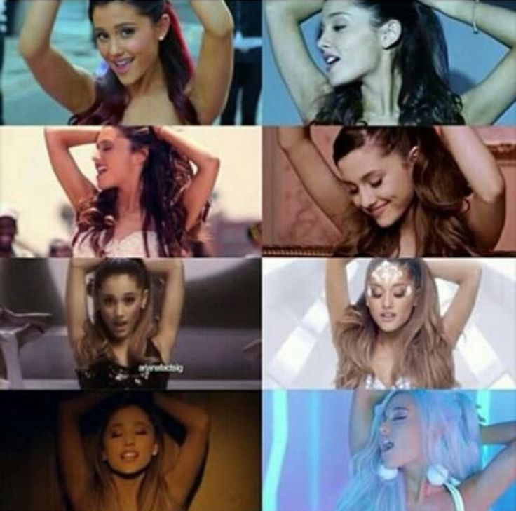 @Gorgeously Divine Pick your Favorite Music Videos of Ariana Grande!!!!!!!!
