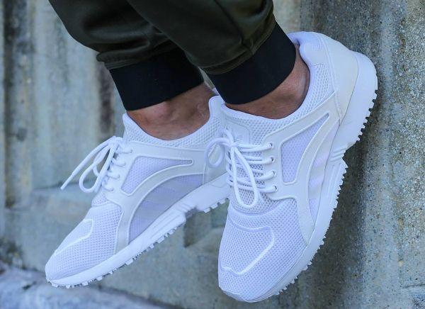 Adidas Racer Lite Triple White