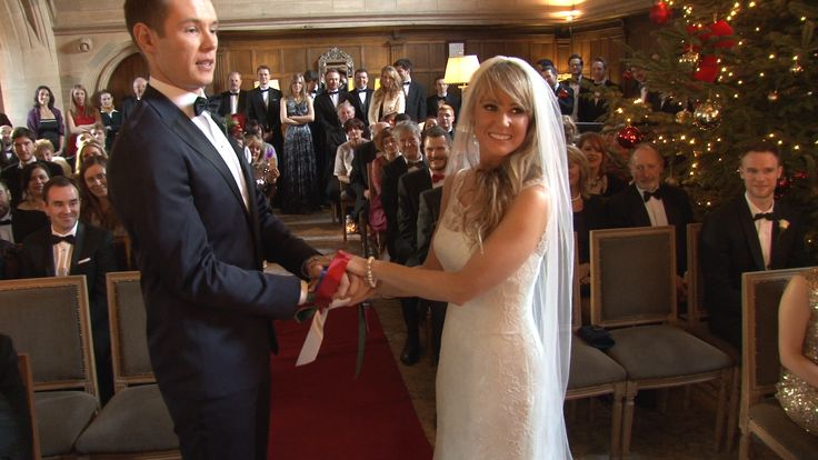 One of our fantastic Winter Weddings this season. Filmed at the gorgeous Waterford Castle.  www.GaffeyProductions.com