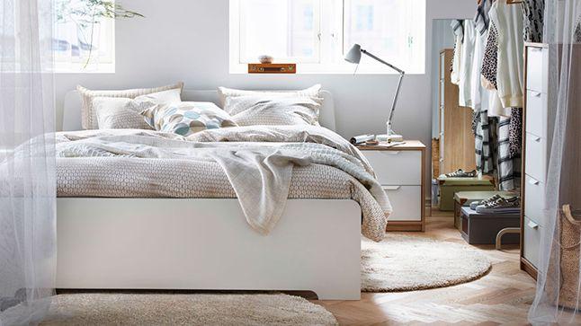 Nexera Nordik Bed Frame