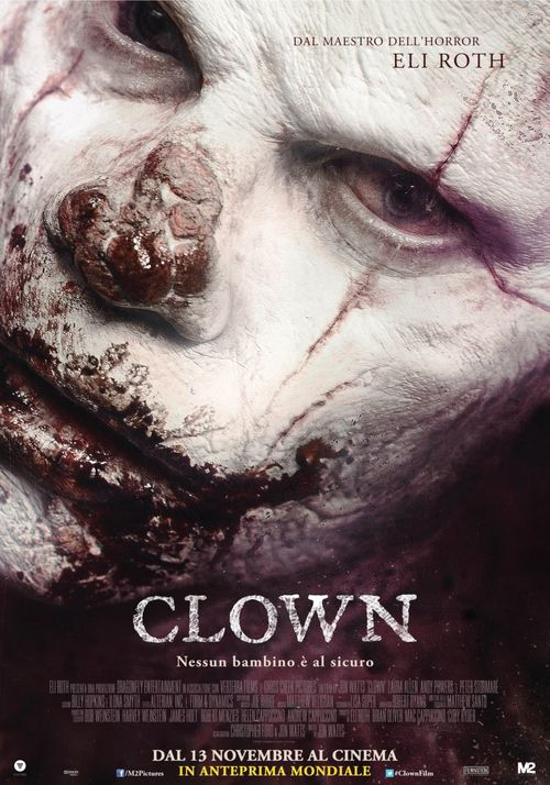 Clown (2014) Full Movie Streaming HD
