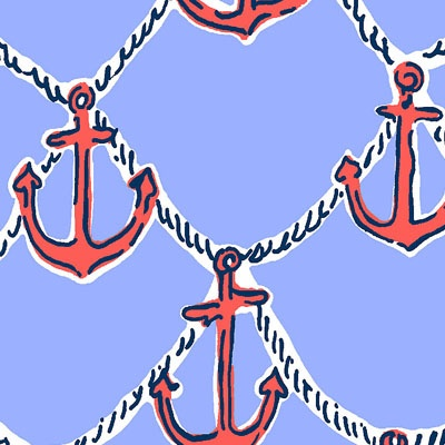 Anchors away!: