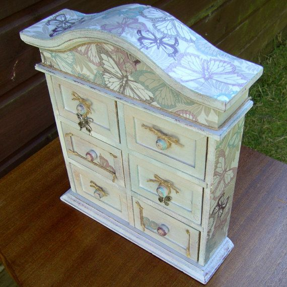 601 best Jewellery boxes images on Pinterest   Jewellery storage ...