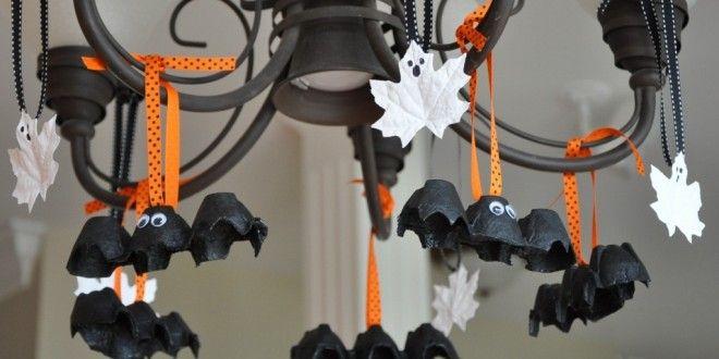 Idei pentru decorarea locuintei de Halloween!
