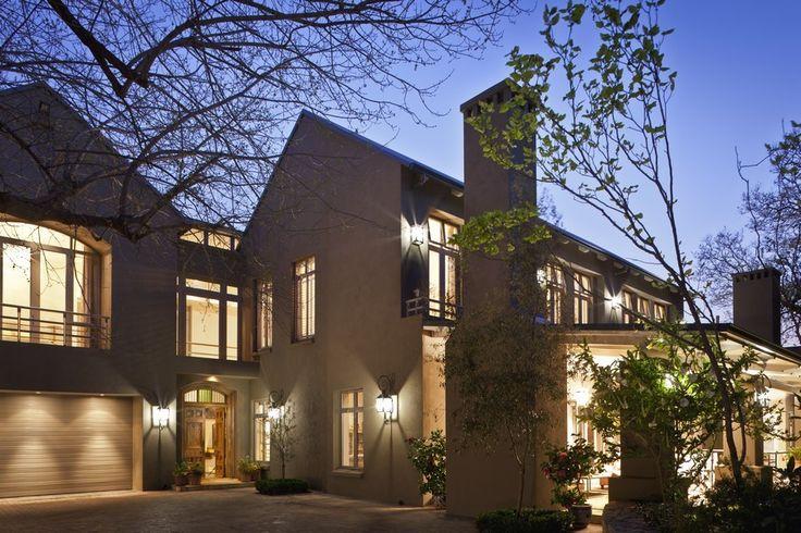 jvr architects, saxonwold farmhouse , johannesburg