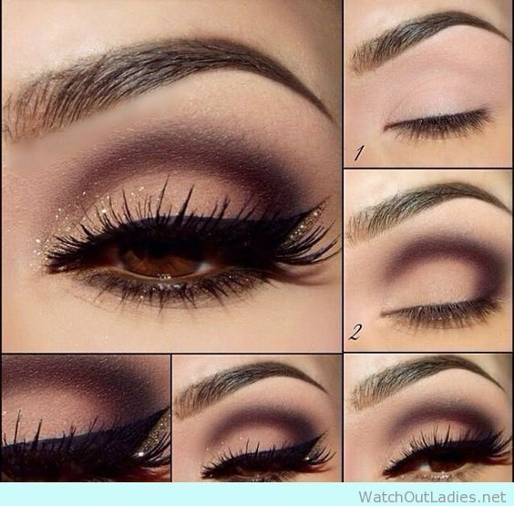 Hey! Brown eyed girls, need to take advantage of your exotic looks? Make your pretty hazel eyes pop with these eye make up ideas tutorials.