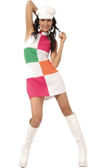 Go-go Girl Costume