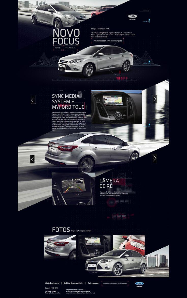 Ford Focus by JWT Brazil https://www.novofordfocus.com.br/